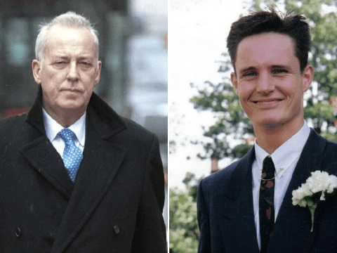 Who was Stuart Lubbock and what happened to him at Michael Barrymore's house?