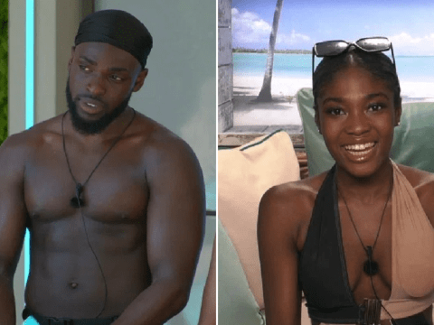 Love Island's Mike Boateng spends night in bed with Leanne Amaning after snubbing Jess Gale