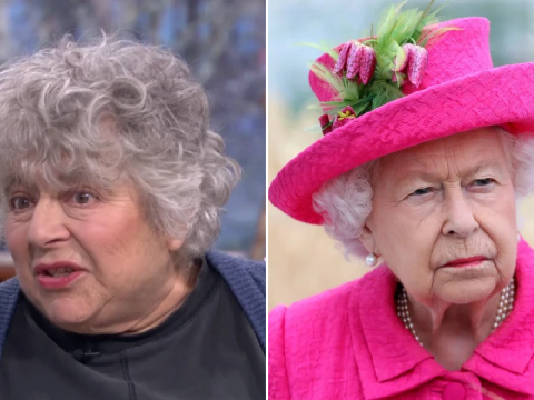 Miriam Margolyes shocks viewers as she says 't***' when talking about the Queen in This Morning live blunder