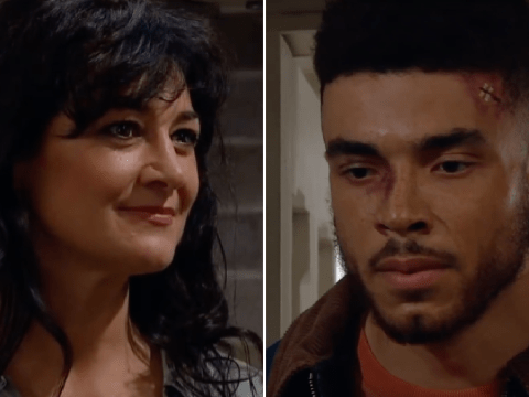 Emmerdale spoilers: Shock as Moira Dingle seeks revenge on Nate Robinson by contacting his mum Cara