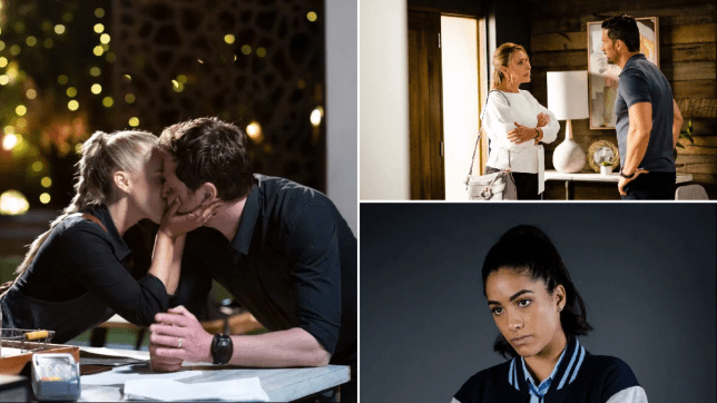 It's a big week for Roxy, Yashvi and Pierce in Neighbours