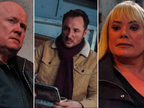 EastEnders spoilers: Shock twist as Sharon Mitchell steals Martin Fowler's phone in an effort to get revenge on Phil