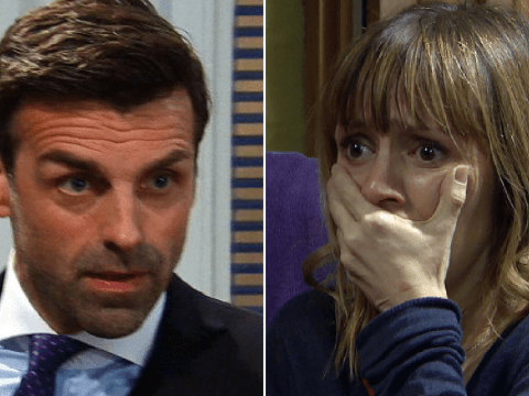 Emmerdale spoilers: Rhona Goskirk in danger as evil Pierce Harris reveals his sinister plan
