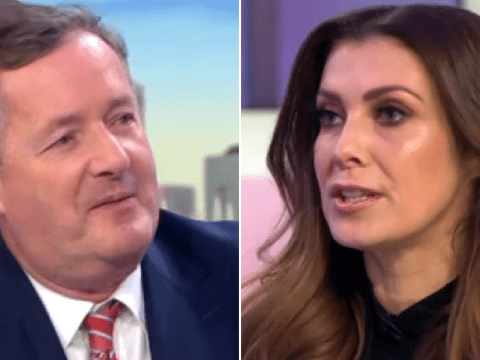 Kym Marsh may return to Coronation Street – for a romance with Piers Morgan