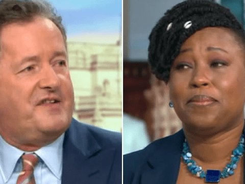 Piers Morgan slammed for his 'personal vendetta against Meghan Markle' in explosive GMB debate