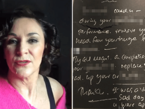Strictly Come Dancing's Shirley Ballas victim of horrific hand-delivered hate mail