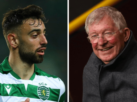 Paul Merson makes Sir Alex Ferguson claim as Manchester United's talks for Bruno Fernandes stall