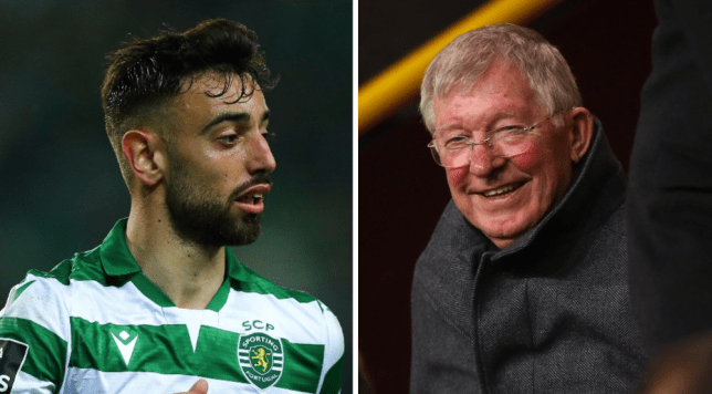 Bruno Fernandes' deal would be done if Sir Alex Ferguson was in charge of Manchester United, says Paul Merson
