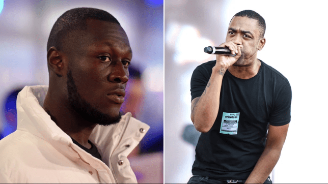 Stormzy and Wiley