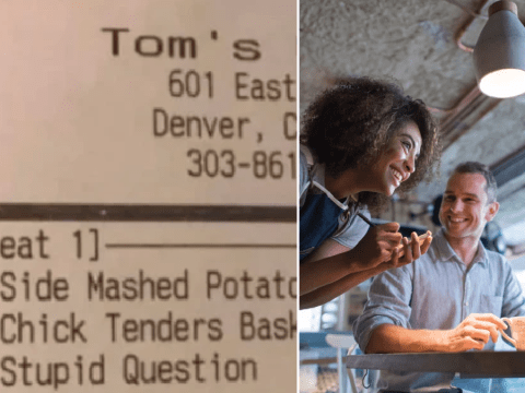 Restaurant charges customers for 'stupid questions' and offers 'free walk home' on healthy menu