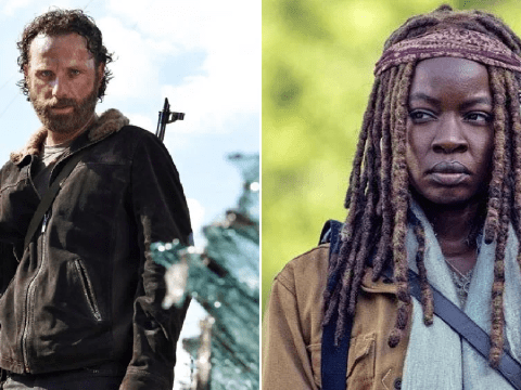 The Walking Dead boss basically confirms Michonne will survive season 10 and hints at cameo in Rick Grimes movies