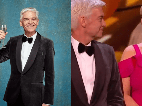 This Morning's Phillip Schofield raises a glass to NTAs win despite Ruth Langsford feud drama