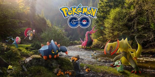 Pokémon Go artwork