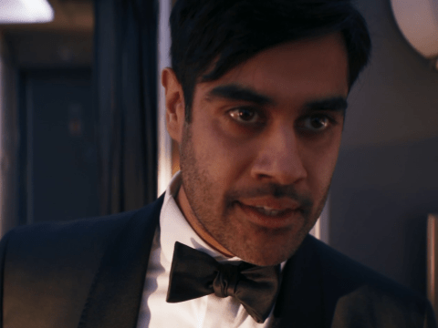 Doctor Who's Sacha Dhawan teases a 'darker' side to the Master we haven't seen before in series 12