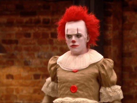 The Greatest Dancer fans in awe of Pennywise contestant as he terrifies Curtis Pritchard
