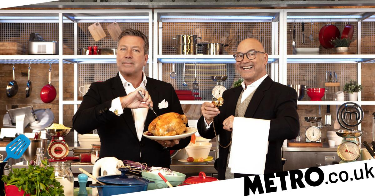 What time is MasterChef on BBC One and who are the judges and contestants?