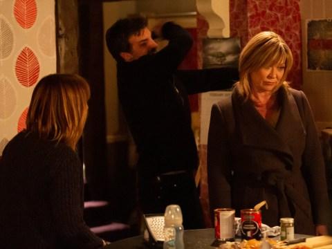 Emmerdale spoilers: Claire King warns Pierce Harris may kill Kim Tate