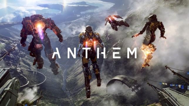 Anthem key art