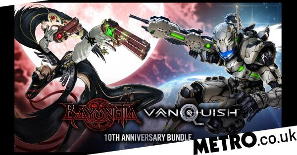 Bayonetta and Vanquish 10th Anniversary PS4 review - 2 for 1