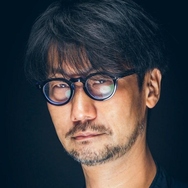 Hideo Kojima profile
