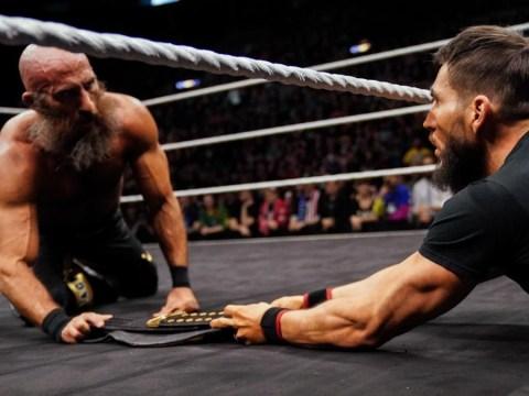 NXT TakeOver Portland results and recap: Johnny Gargano betrays Tommaso Ciampa