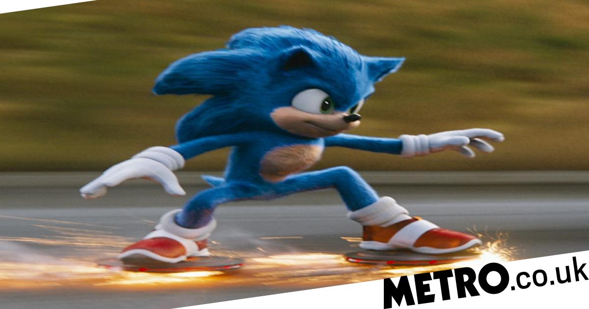 Sonic The Hedgehog Was The Cult Video Game Of The 90s Now They Ve Made A Film About Him Starring Jim Carrey And You And The Kids Will Love It Metro News