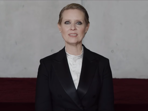 Cynthia Nixon narrates powerful video on impossible standards of being a woman