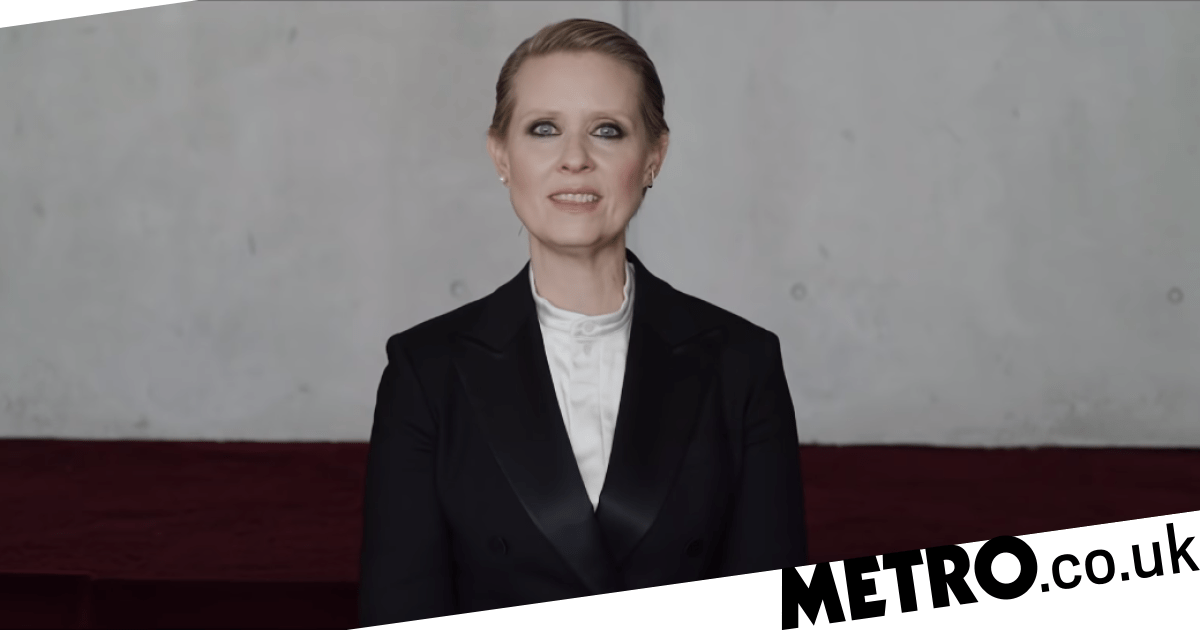 Cynthia Nixon is the ultimate feminist in video on realities of being a woman