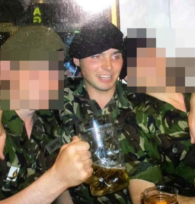 ***Pictures supplied by mother*** Mum demands answers after 'son's body left in room for two weeks' A soldier lay dead in an Army camp for three weeks before he was found late last month. Bernard Mongan?s superiors failed to spot he was not on duty. His widow told a friend: ?It?s outrageous no one went to check on him.? His widow Beth blasted the Army over the mysterious death of her soldier husband whose body lay undiscovered in a military base. Lance Corporal Bernard Mongan, 33, was found on January 23 in his bedroom in a barracks accommodation block. The Army has refused to comment on the circumstances of his death. But police have told his widow they believe he died around New Year after investigating his phone records.