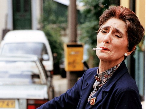 EastEnders legend June Brown ordered to carry on smoking by doctors