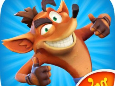 Crash Bandicoot for mobile leaked, massive disappointment follows