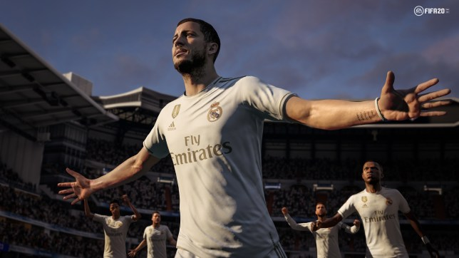 An Image from Fifa 20