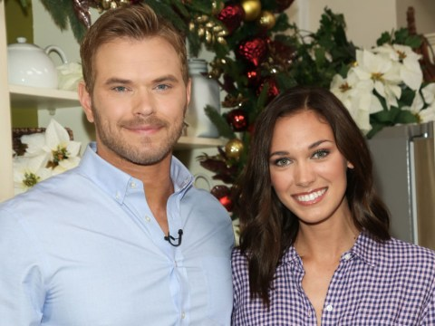 Kellan Lutz's wife Brittany compares herself to Leonardo DiCaprio in The Revenant after stillbirth