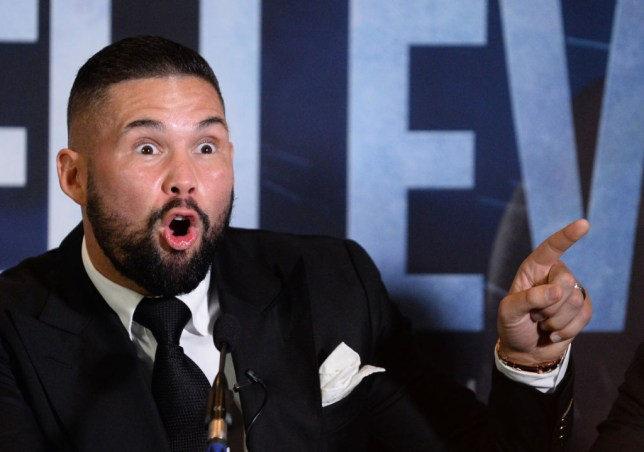 Tony Bellew predicts Anthony Joshua will knock Tyson Fury out