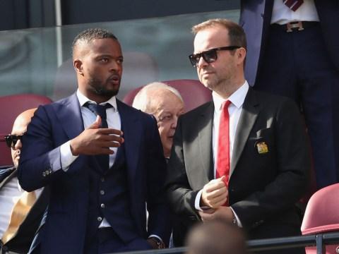 Patrice Evra advised Ole Gunnar Solskjaer to promote emerging Man Utd star Brandon Williams