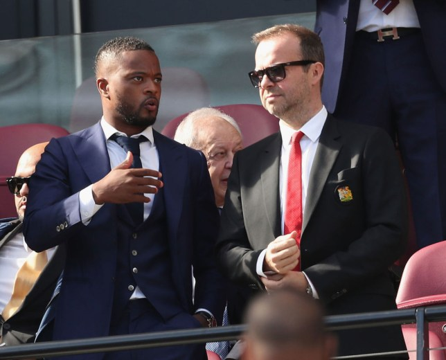 Patrice Evra spotted the talent of Manchester United youngster Brandon Williams