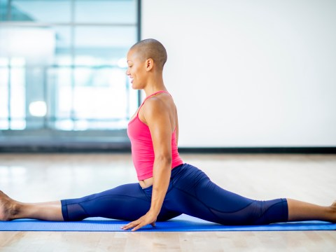 How to become more flexible – and even do the splits