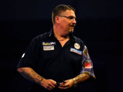 Gary Anderson ready for 'weeks of hell' as the PDC tour kicks into gear