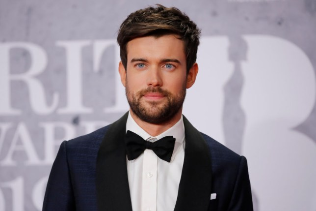 jack whitehall at the brits 2019