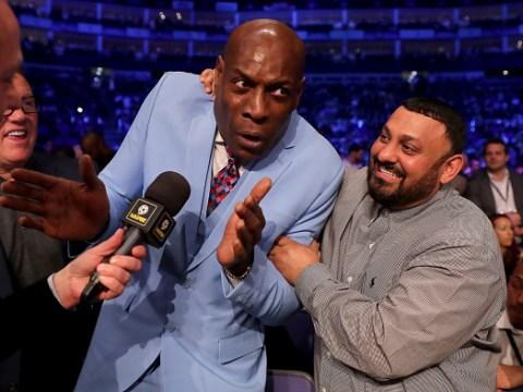 Frank Bruno sends warning to Tyson Fury ahead of Deontay Wilder showdown