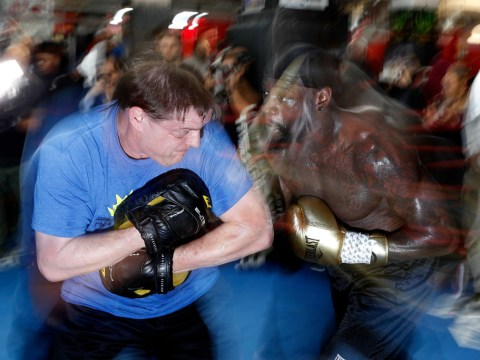 Jay Deas on fate, the 'Black Warrior' and guiding Deontay Wilder towards career-defining Tyson Fury showdown
