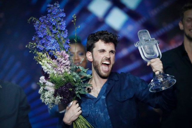Duncan Laurence wins Eurovision