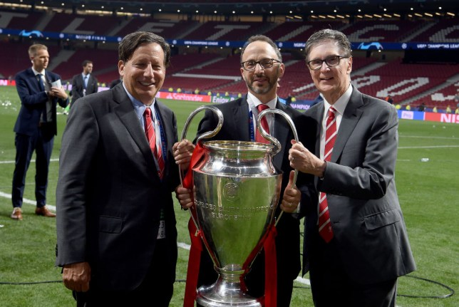 Tom Werner, left, and John W.Henry, right, have involved with Liverpool since 2010 (Picture: Getty Images)