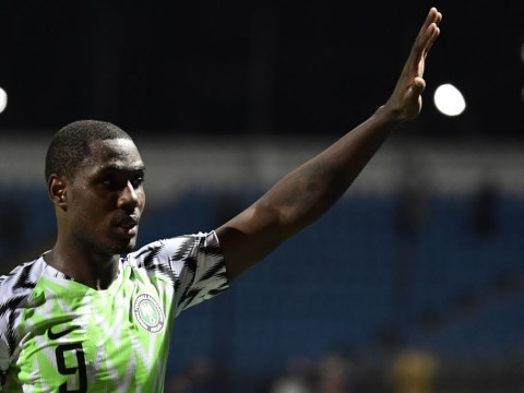 Odion Ighalo registered for Manchester United's Europa League squad and could face Club Brugge