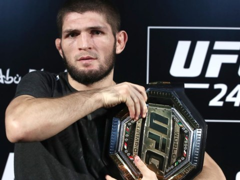 Khabib Nurmagomedov confirms he is out of UFC 249 fight with Tony Ferguson