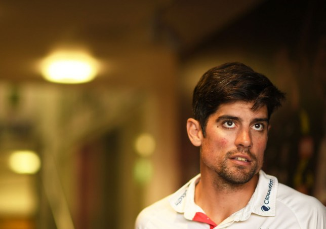 Sir Alastair Cook has urged England to stick by Jos Buttler