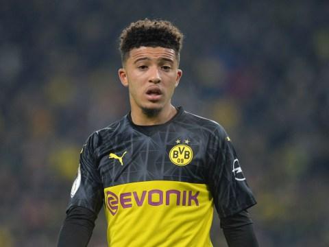 Man Utd handed Jadon Sancho transfer boost as Chelsea cool interest due to Borussia Dortmund asking price