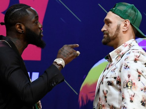 George Foreman delivers prediction for Deontay Wilder vs Tyson Fury II