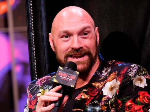 Tyson Fury downplays Deontay Wilder's power and claims Wladimir Klitschko punches harder