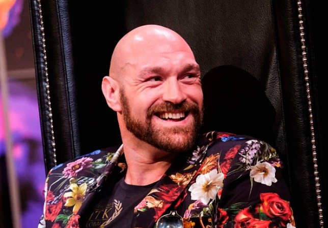 Tyson Fury is confident of winning his eagerly anticipated rematch against Deontay Wilder